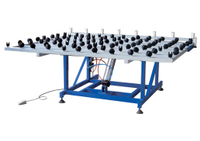 Rubber Strip Horizontal Automatic Insulating Glass Machine