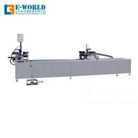 Double Head Corner Crimping Machine