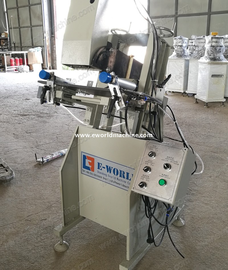 PVC Window Water Groove Milling Upvc Window Making Machine