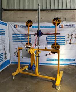 Glass Handling Glass Lifting Equipment And Glass Vacuum Lifter