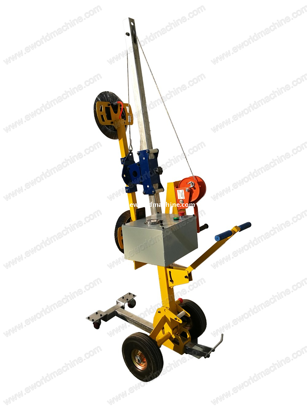 Vacuum Heavy Glass Panel Transport Lifter