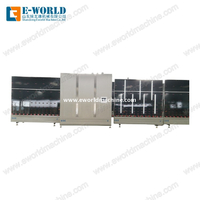 Flat Pressing Vertical Insulating Glass Machine