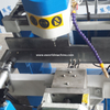 PVC Window Lock Hole Copy Routing Machine