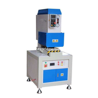 Portable UPVC Profile Single Head Seamless Welding Window Machine