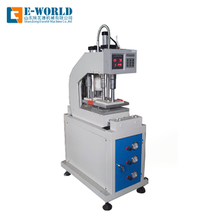 PVC Window Single Head Welding Profile Frame Combination Machine