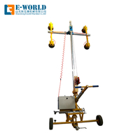 Outdoor Glass Curtain Wall Installation Panel Lifting Lifter