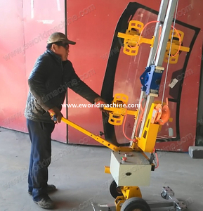 CE Bus Glass Suction Windscreen Vacuum Lifter