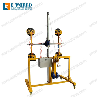 Heavy Panel Glass Transport Handling Lifter