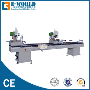 PVC Profile Double Head Cutting Machine