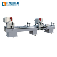 Aluminum Window Machine Double Head Cutting Machine