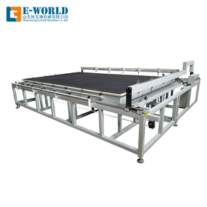 ZJQZ-3624 Semi-automatic Glass Cutting Machine with Multi-cutter