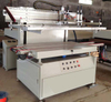 Automatic non-woven fabrics screen printing machine