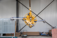 Electricity Vacuum Outdoor Glass Installation Lifter