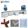 Double Head Seamless Welding PVC Window Machine