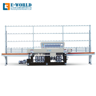 Straight Line Edging and Polishing Machine for Building Glass