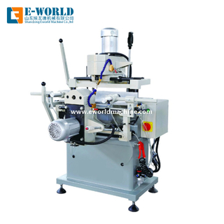 UPVC Vinyl Profile Copy Milling Window Assemble Machine