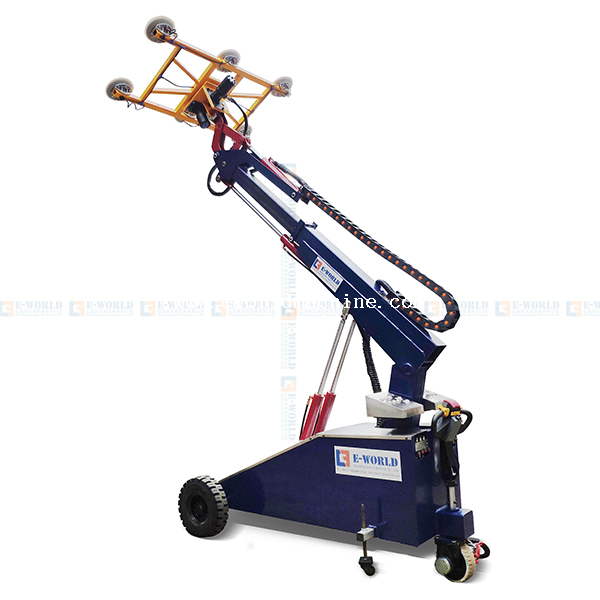 Automatic Heavy Glass Heavy Flat Plate Vacuum Lifting Equipment
