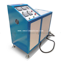 Hot Butyl Melt Curtain Wall Fenestration Glass Sealing Machine