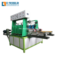 Double Sides Straight Line Glass Edging Machine