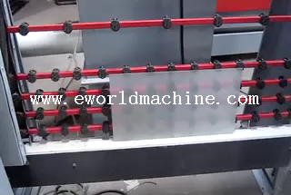 PLC Automatic 3000mm High Quality Vertical Glass Sandblasting Machine for High Grade Glass with Competitive Price