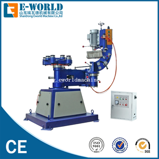 Semi-Automatic Glass Shape Edger Edging Machine