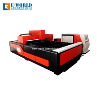 Fiber Laser Metal Cutting Engraving Machine