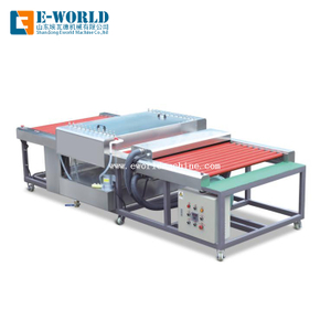 Horizontal Small Glass Cleaning Machine