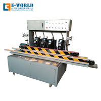 Hand Manual Glass Beveling Machine