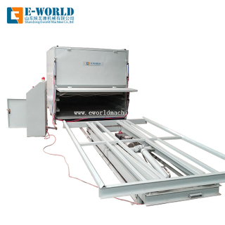 Curved glass EVA Film Glass Laminating Machine