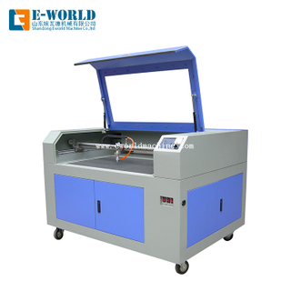 CO2 Laser Engraving Cutting Machine For Wood