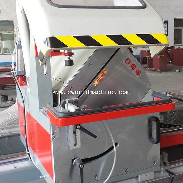 NC Meter Display Aluminum Profile Cutting Machine