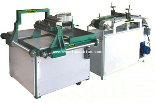 manual Double bridge mosaic glass cutting machine