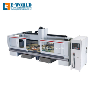 Automatic CNC Glass Engraving Drilling And Milling Machine
