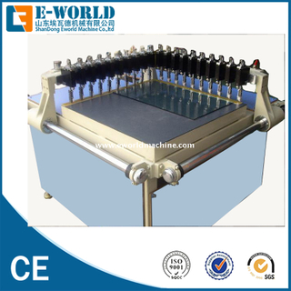 Hot Sale Glass Mosaic Cutting Machine with Multi Head Cutter
