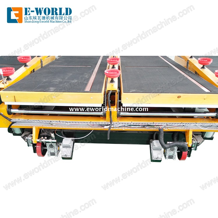 Shaped Cut Automatic Glass Cutting Machine